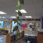 A jungle in the early years class