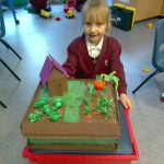 Early years Class Harvest Box