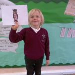 Independence: Making excellent use of his learning partner