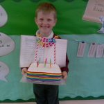 Sharing learning and birthday