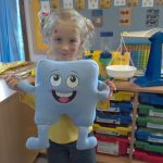 Early Years Jigsaw award: including others