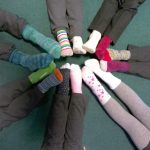Photo of odd socks for Anti-Bullying Week