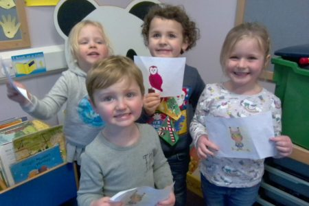 Early Years class achievements