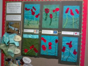 Poppy display