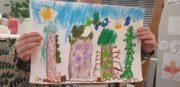 drawings of trees