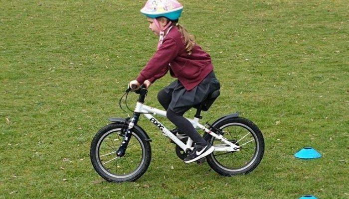 Early Years Bike Fun Skills