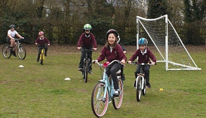 Junior Class Cycling