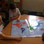 Infant geography
